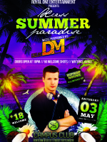 XCESS SUMMER PARADISE @ CAMPUS CLUB Tuttlingen / ROYAL ONE SPECIAL EVENT 03.05.14